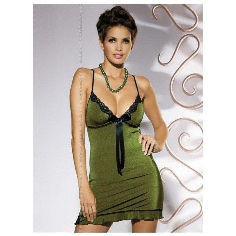 Emerald Green Nightdress - Emerald Green Nightdress