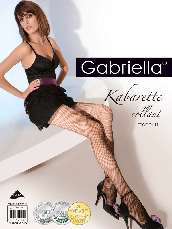 Kabarette Collant 151