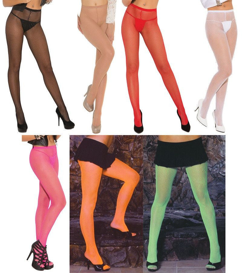 Fishnet Tights - Fishnet Tights