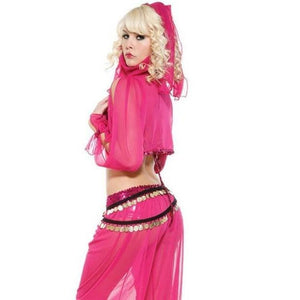 Genie fancy dress costume set - Flirtywomen