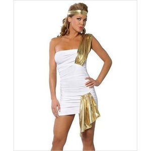 Goddess themed fancy dress - Flirtywomen