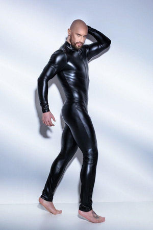 Men`s Cat-suit Unchained H043 - Flirtywomen