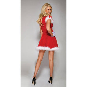 Herald Angel Christmas Party Dress - Herald Angel Christmas Party Dress