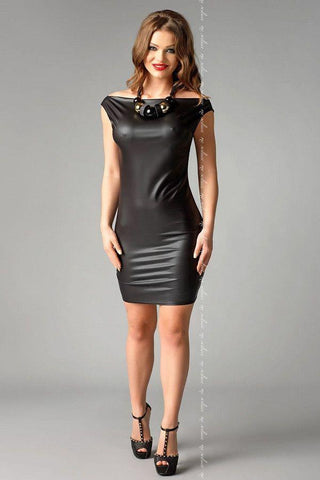 Stunning black party dress