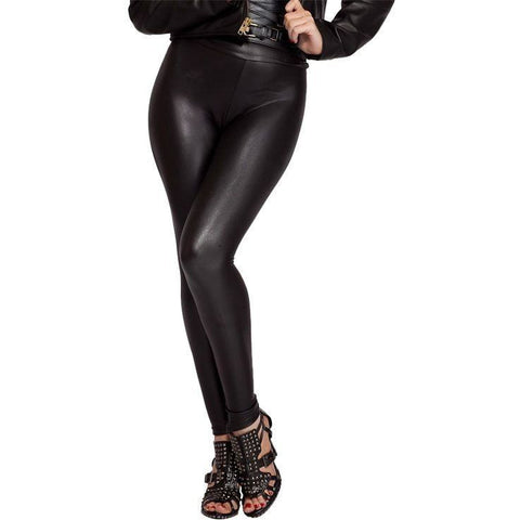 Stretch metallic leggings for <span class=money>€19.95 EUR</span> at Flirtywomen