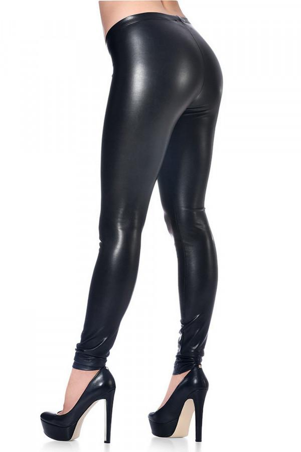 Faux leather leggings Vera