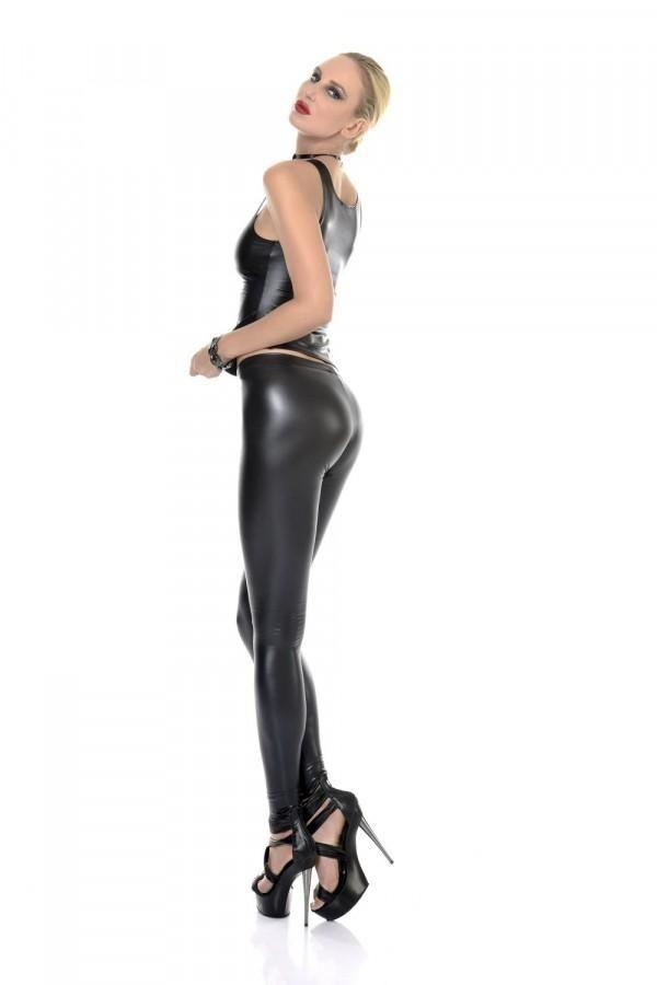 Wet-Look Leggings Vera