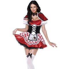 Little red riding hood Costume - Flirtywomen