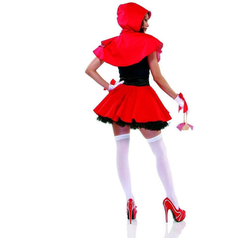 Little red riding hood ladies costume for <span class=money>€49.95 EUR</span> at Flirtywomen