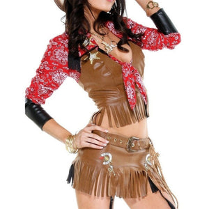 Midnight cowgirl costume - Flirtywomen