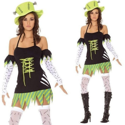 Monster Mistress costume for <span class=money>€29.95 EUR</span> at Flirtywomen