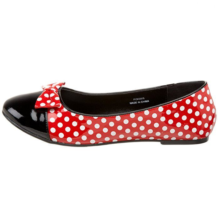 Mouse costume shoes for <span class=money>€24.95 EUR</span> at Flirtywomen
