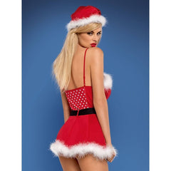 Mrs Claus dress set for <span class=money>€29.95 EUR</span> at Flirtywomen