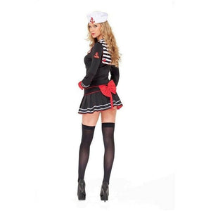 Nautical sailor fancy dress - Flirtywomen