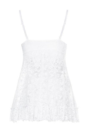 Bridal babydoll nightdress
