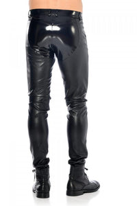 Faux leather trousers Daario