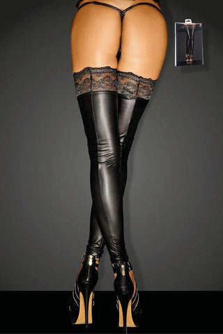 Superstar footless stockings F135