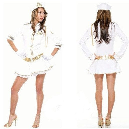 Plus size sailor costume - Flirtywomen