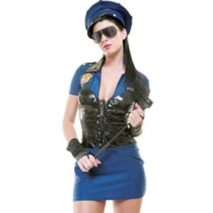 Fancy dress cop costume - Flirtywomen