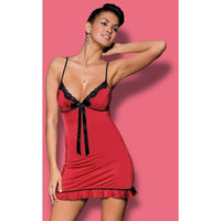 Red Nightdress Calypso - Red Nightdress Calypso