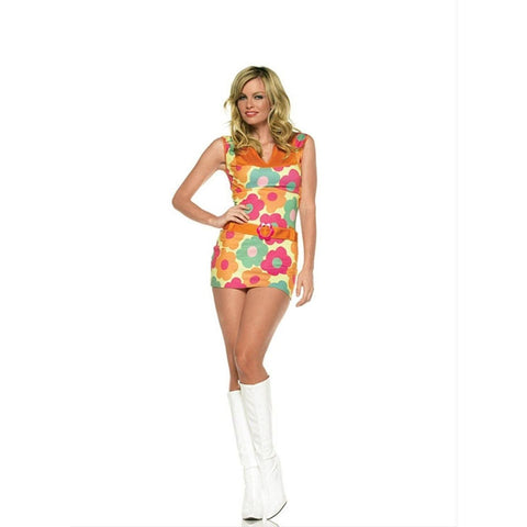 Retro dress fancy dress costume for <span class=money>€19.95 EUR</span> at Flirtywomen