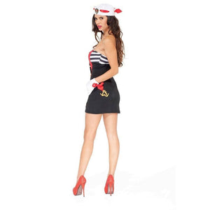 Sailor Chic inspired fancy dress - Flirtywomen