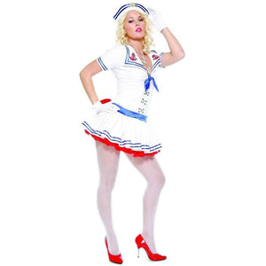 Sailor fancy dress costume - Flirtywomen