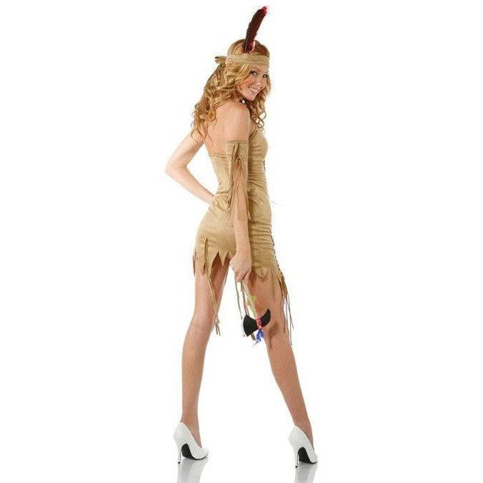 Sexy Indian costume for <span class=money>€39.95 EUR</span> at Flirtywomen