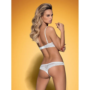 Shelf Bra And Panty Set - Shelf Bra And Panty Set