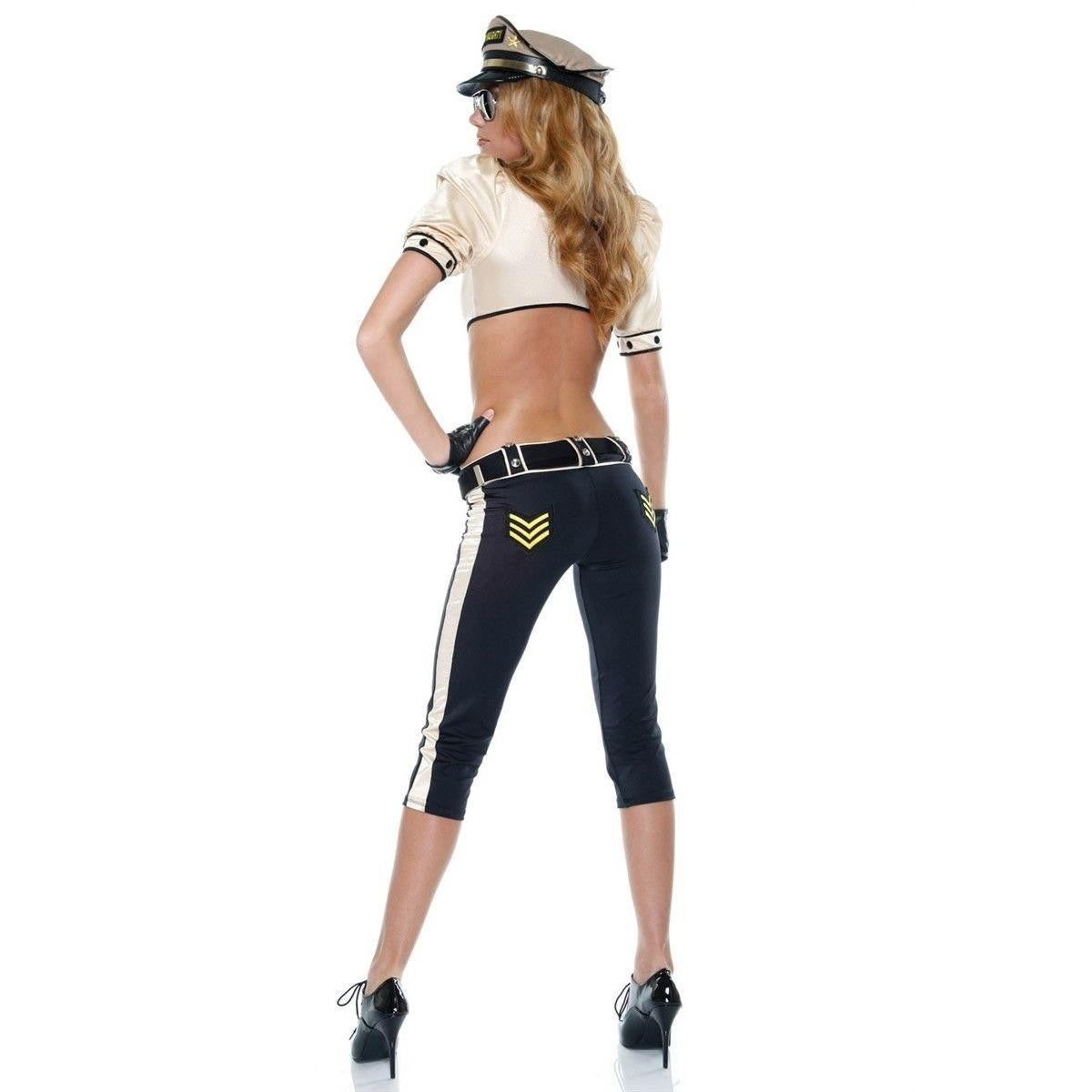 Sheriff five piece costume for <span class=money>€49.95 EUR</span> at Flirtywomen