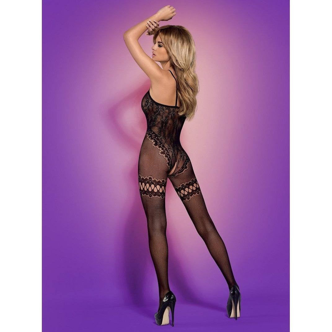Spicy knit-wear bodystocking F213 for <span class=money>€21.95 EUR</span> at Flirtywomen