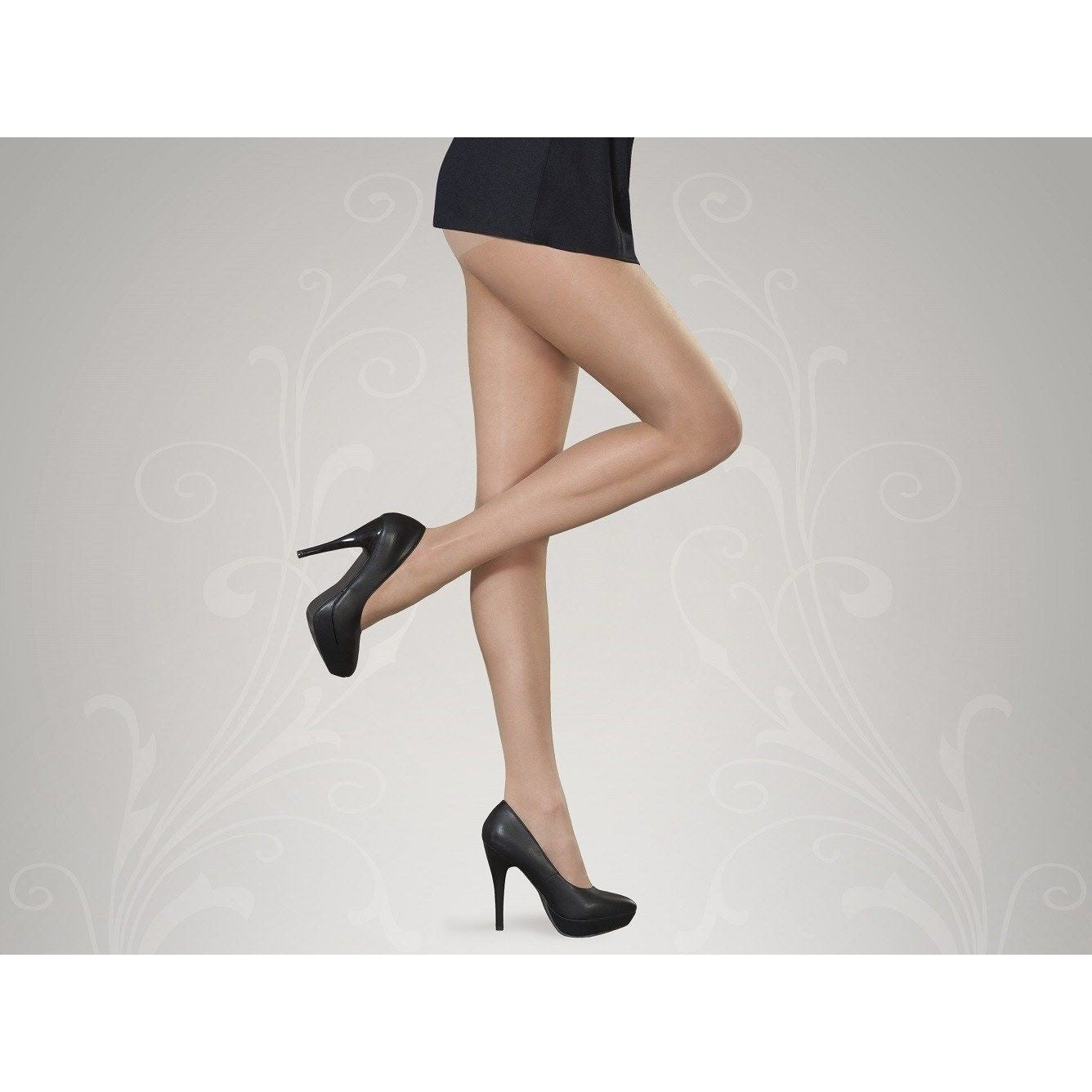 15 Denier tights Visione for <span class=money>€6.95 EUR</span> at Flirtywomen