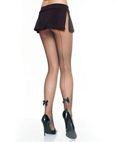 Back Seam Fishnet tights for <span class=money>€8.95 EUR</span> at Flirtywomen