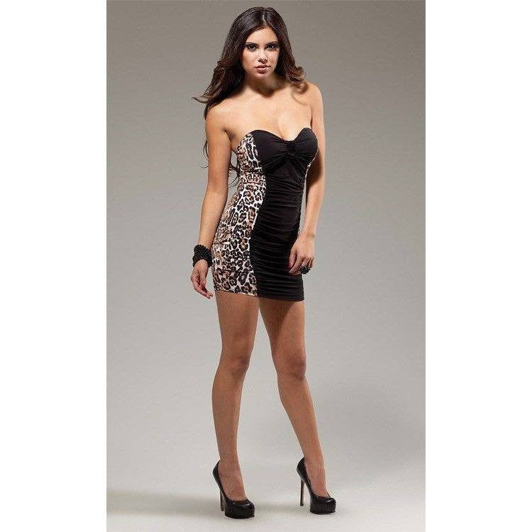 Tube style dress for <span class=money>€24.95 EUR</span> at Flirtywomen