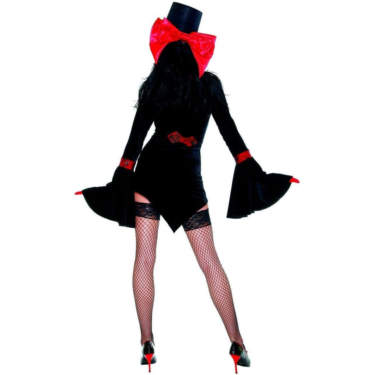 Vampire fancy dress costume - Flirtywomen