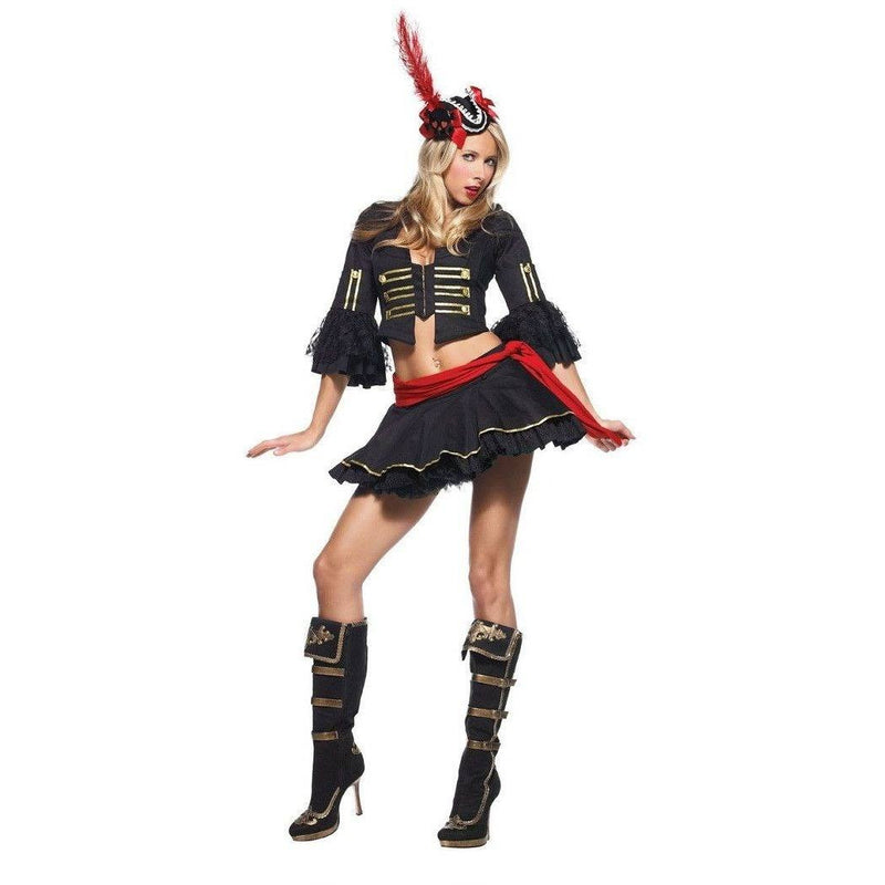 Vixen Voyager Pirate Costume - Vixen Voyager Pirate Costume