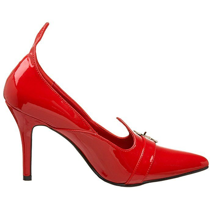 Witch fancy dress shoes - Flirtywomen
