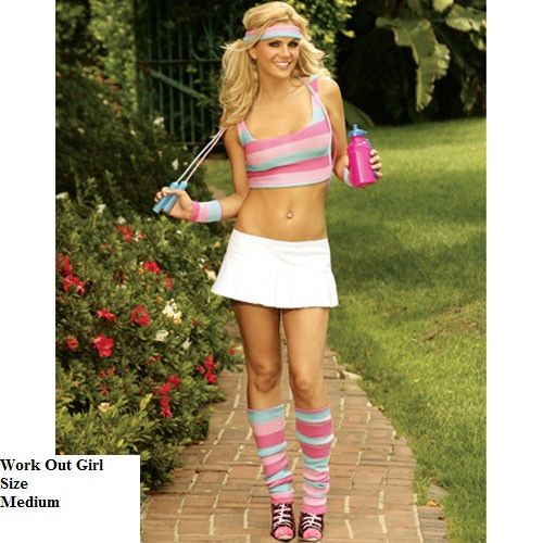 Work out girl set - Flirtywomen