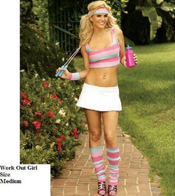 Work out girl set
