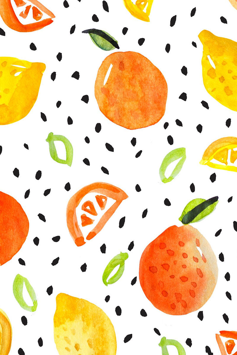 Illustrated Digital Wallpapers for your phone, tablet and computer from The Lovely Drawer. Lots of lovely watercolor patterns and lettering