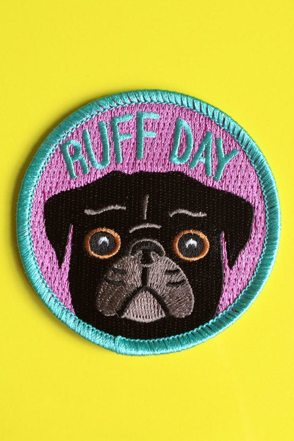 Embroidered Patches by helloDODO