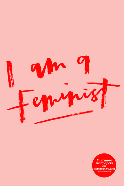 Feminist Wallpapers for Phones & Devices
