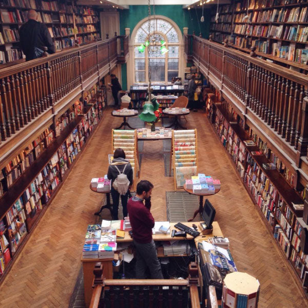 Daunt Books, London on Instagram