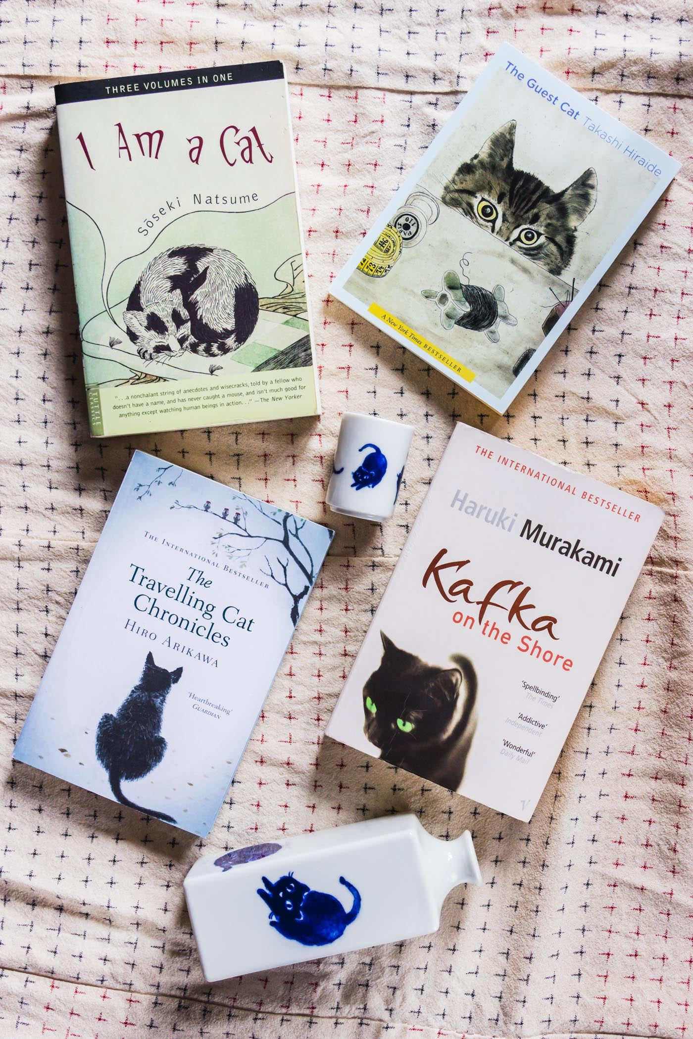 A Well Read Woman Is A Dangerous Creature Meaning japanese novels all about cats // reading list – a rose cast