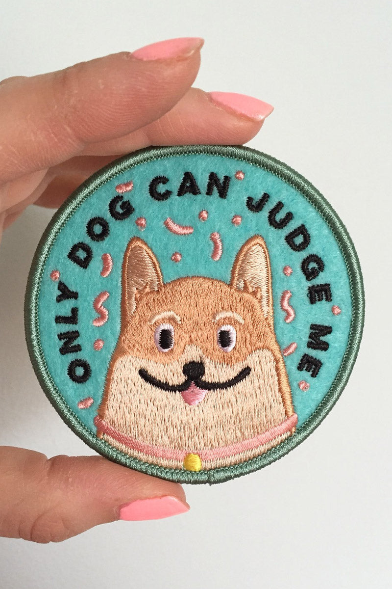 Embroidered Patches by Kodiak Milly