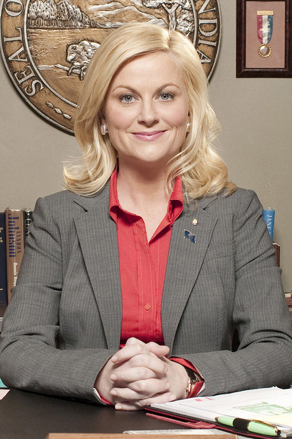 Leslie Knope from Parks & Rec