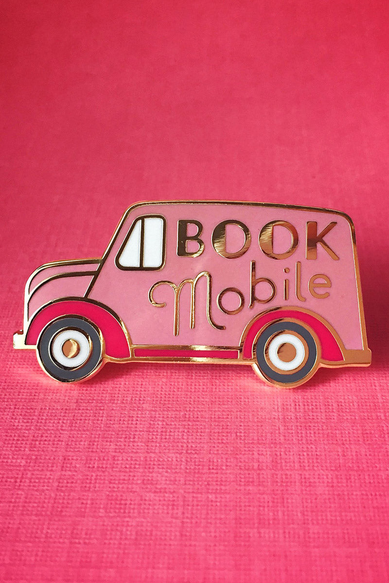 Rather Keen 1930/40s Inspired Book Pins