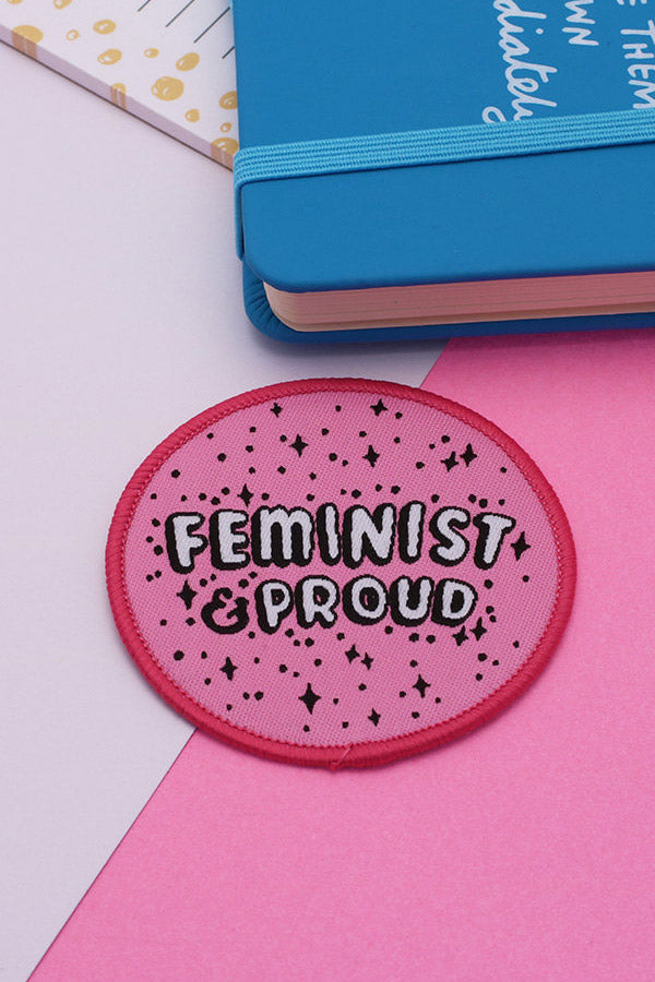 Embroidered Patches by Punky Pins