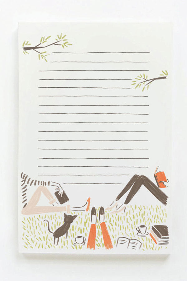 Notepads on Etsy by Quill and Fox