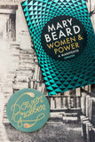 Mary Beard Power & Women Power Grabber Feminist Pocket Mirror - A Rose Cast